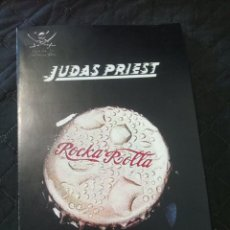 Partiture musicali: TAB BOOKS JUDAS PRIEST ROCKA ROLLA. Lote 278224618