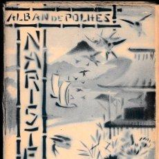 Partituras musicales: PARTITION DEDICACEE DU BALLET NARISTE - 1ÈRE REPRÉSENTATION À MONACO EN 1909. Lote 295648538