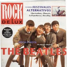 Revistas de música - REVISTA MUSICAL / ROCK DE LUX /// THE BEATLES DISCO A DISCO - 17366609