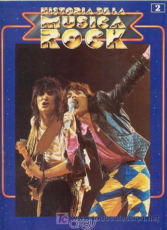 REVISTA MUSICAL //// HISTORIA MUSICA ROCK //// THE ROLLING STONES (Música - Revistas, Manuales y Cursos)