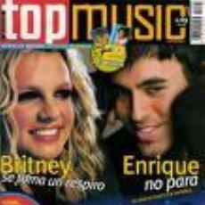 Revistas de música: REVISTAS ORIGINALES TOP MUSIC.. Lote 104656011