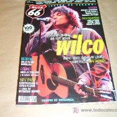 Revistas de música: RUTA 66 Nº 207,EXTRA DE VERANO: WILCO,VANILLA FUDGE,CACTUS Y BECK,LONG RYDERS,NUEVA ESCENA MADRILEÑA. Lote 194679750