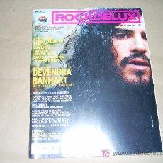 Magazines de musique: ROCK DE LUX Nº 234: DEVENDRA BANHART,KANYE WEST,ANIMAL COLLECTIVE,JOHN DOE,DON LETTS,DAVID PAJO. Lote 7615886