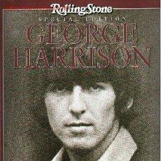 Revistas de música: ROLLING STONE. SPECIAL EDITION GEORGE HARRISON. Lote 24047269