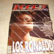 Revistas de música: REVISTA BOOGIE Nº 3 - 17 NOVIEMBRE 1988. Lote 10951332