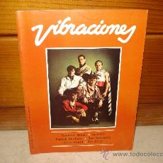 Revistas de música: REVISTA VIBRACIONES Nº 86 - NOVIEMBRE 1981. Lote 11119799