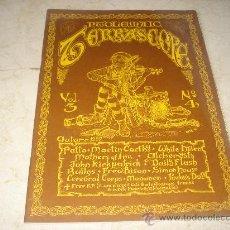 Revistas de música: PTOLEMAIC TERRASCOPE VOL. 3 Nº 4 - OTOÑO 1992 - CON PATTO, MARTIN CARTHY, ETC. Lote 11770970