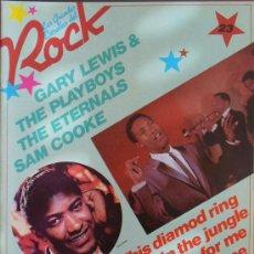 Revistas de música: LAS GRANDES ESTRELLAS DEL ROCK-Nº 23-SARPE-SAM COOKE. Lote 18408432