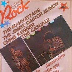 Revistas de música: LAS GRANDES ESTRELLAS DEL ROCK Nº 42-SARPE-THE MANHATTANS. Lote 17697236