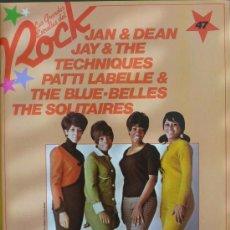 Revistas de música: LAS GRANDES ESTRELLAS DEL ROCK Nº 47.SARPE-JAN &DEAN. Lote 17697239