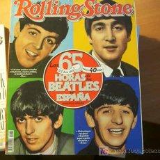 Revistas de música: LOTE COLECCION COMPLETA ROLLING STONE ( DEL 1 AL 112+ESPECIAL ) BEATLES, MADONNA,(). Lote 27525175