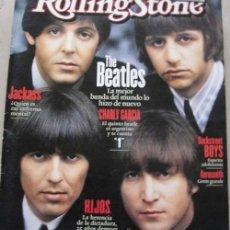 Revistas de música: THE BEATLES - REVISTA ROLLING STONE ARGENTINA - 2000. Lote 17292718