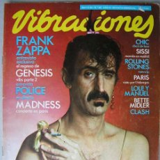 Revistas de música: REVISTA VIBRACIONES - MAYO 1980 - Nº 68. Lote 17244100
