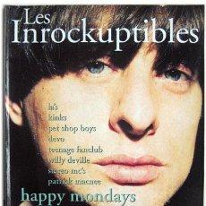 Revistas de música: LES INROCKUPTIBLES #27 – JANVIER/FEVRIER 1991 – HAPPY MONDAYS / KINKS / PET SHOP BOYS / DEVO.... Lote 17691077
