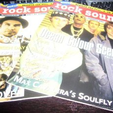 Revistas de música: ROCK SOUND 1 Y 2 SIN CD. Lote 15728117