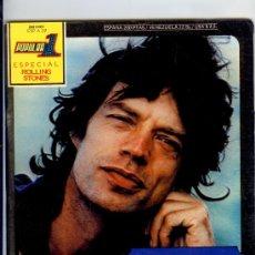 Revistas de música: POPULAR 1 ESPECIAL ROLLING STONES - REVISTA NUEVA !!!. Lote 50344282