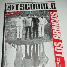 Revistas de música: 3 REVISTAS DISCOBOLO ENCUADERNADAS - NUMEROS 101, 102, 103 DE 1966 - LOS BRINCOS, TOM JONES, LEN BA. Lote 25079350