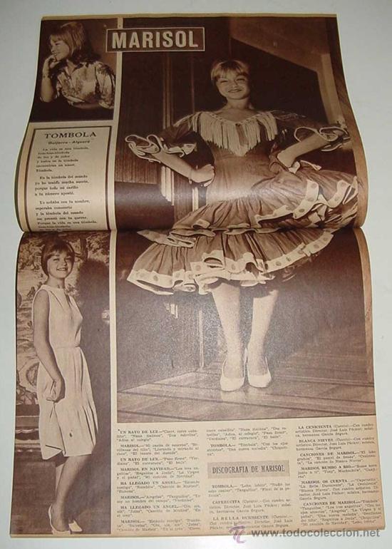 Revistas de música: 3 REVISTAS DISCOBOLO ENCUADERNADAS NUM. 31, 32, 33 - AÑO 1963 - PETULA CLARK, MARISOL, THE SPOTNICKS - Foto 2 - 24970799