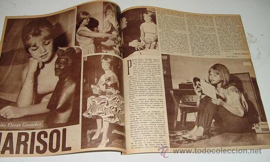 Revistas de música: 3 REVISTAS DISCOBOLO ENCUADERNADAS NUM. 31, 32, 33 - AÑO 1963 - PETULA CLARK, MARISOL, THE SPOTNICKS - Foto 3 - 24970799