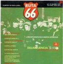 Revistas de música: RUTA 66 #16 – MARZO 1987 – ROBIN HITCHCOCK / WILLIAM CASTLE / AURELIO… CONTIENE FLEXI-DISC. Lote 20185405