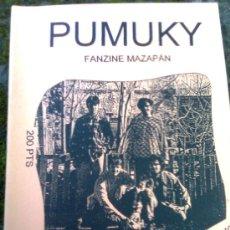 Revistas de música: CUADERNILLOS PA´L ARRASTRE-PUMUKY-FANZINE MAZAPÁN..CON EL NIÑO GUSANO (DIMENSIÓN LAGRIMA,1996). Lote 42100744
