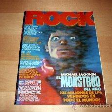 Revistas de música: ROCK ESPEZIAL Nº 30 FEBRERO 1984 ESPECIAL MICHAEL JACKSON. Lote 19813685