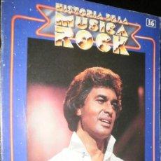 Revistas de música: REVISTA HISTORIA DE LA MUSICA ROCK Nº 16 . Lote 26936833