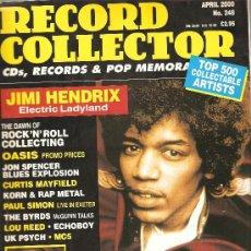 Revistas de música - RC JIMI HENDRIX - OASIS - BEACH BOYS - CURTIS MAYFIELD - SHANIA TWAIN - THE JON SPENCER BLUES - 21033076