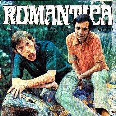 Revistas de música: REVISTA COMIC ROMANTICA Nº 374 CON CARTEL DE MARIA OSTIZ. Lote 21672734