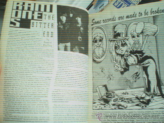 Revistas de música: FANZINE YOUR FLESH-MADE IN USA IN 1993-RAMONES,DAN CLOWES,NINE INCH NAILS & MORE. - Foto 2 - 123395798