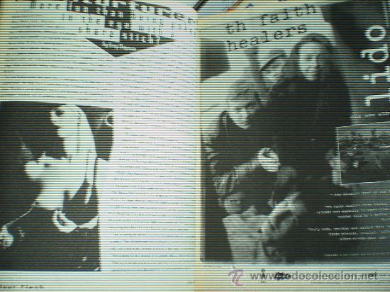Revistas de música: FANZINE YOUR FLESH-MADE IN USA IN 1993-RAMONES,DAN CLOWES,NINE INCH NAILS & MORE. - Foto 3 - 123395798