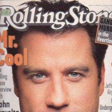 Revistas de música: ROLLING STONE, REVISTA DE MUSICA ( EDICION EN INGLES ) - EDITADA FEBRUARY 1996. Lote 22764516