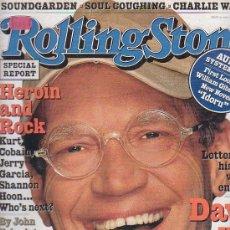 Revistas de música: ROLLING STONE, REVISTA DE MUSICA ( EDICION EN INGLES ) - EDITADA MAY 1996. Lote 22764534