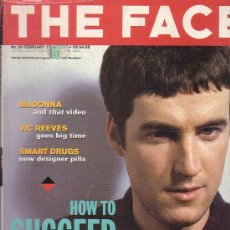 Revistas de música: THE FACE , REVISTA DE MUSICA ( EDICION EN INGLES ) - EDITADA FEBRUARY 1991. Lote 22769409