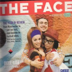 Revistas de música: THE FACE , REVISTA DE MUSICA ( EDICION EN INGLES ) - EDITADA JANUARY 1991. Lote 22769502