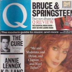 Revistas de música: Q , REVISTA DE MUSICA ( EDICION EN INGLES ) - EDITADA MAY 1992. Lote 22770424