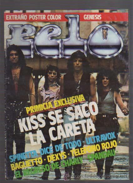 pelo- revista historica de rock en argentina-n- - Buy Old Music ... ba2e5e430704