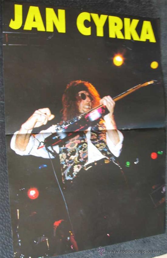 Revistas de música: LOTE DE +170 POSTER (CON FOTOS) HEAVY HIM TOOL JIMI HENDRIX MUSE ROLLING STONES THE WHO SLIPKNOT - Foto 140 - 27314654