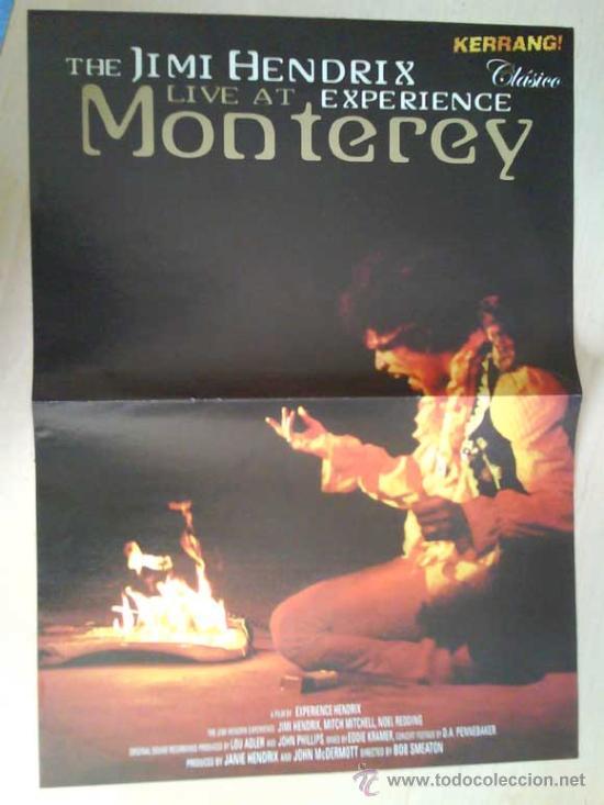Revistas de música: LOTE DE +170 POSTER (CON FOTOS) HEAVY HIM TOOL JIMI HENDRIX MUSE ROLLING STONES THE WHO SLIPKNOT - Foto 135 - 27314654