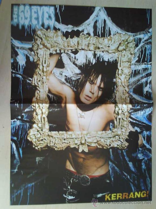 Revistas de música: LOTE DE +170 POSTER (CON FOTOS) HEAVY HIM TOOL JIMI HENDRIX MUSE ROLLING STONES THE WHO SLIPKNOT - Foto 128 - 27314654