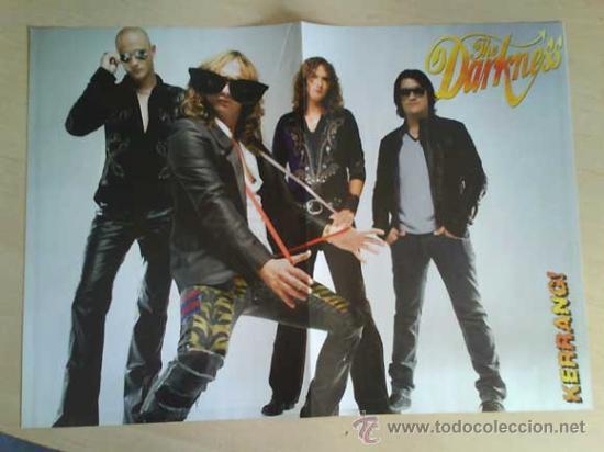Revistas de música: LOTE DE +170 POSTER (CON FOTOS) HEAVY HIM TOOL JIMI HENDRIX MUSE ROLLING STONES THE WHO SLIPKNOT - Foto 161 - 27314654