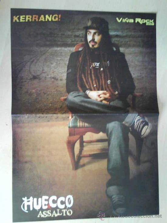 Revistas de música: LOTE DE +170 POSTER (CON FOTOS) HEAVY HIM TOOL JIMI HENDRIX MUSE ROLLING STONES THE WHO SLIPKNOT - Foto 120 - 27314654