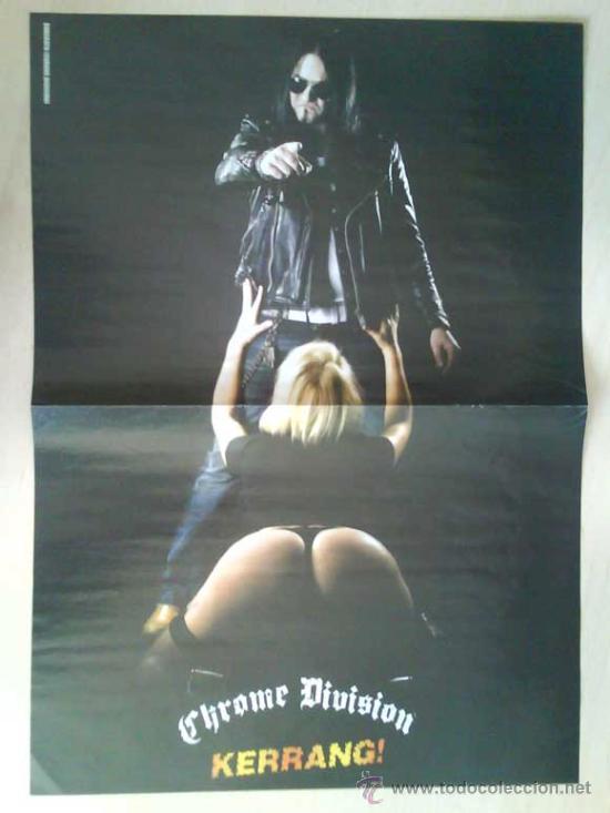 Revistas de música: LOTE DE +170 POSTER (CON FOTOS) HEAVY HIM TOOL JIMI HENDRIX MUSE ROLLING STONES THE WHO SLIPKNOT - Foto 116 - 27314654