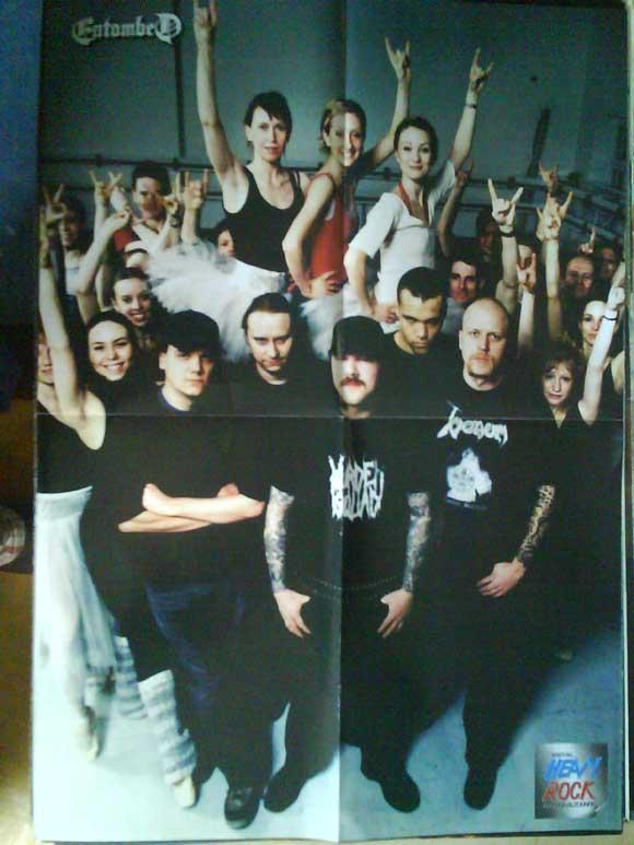 Revistas de música: LOTE DE +170 POSTER (CON FOTOS) HEAVY HIM TOOL JIMI HENDRIX MUSE ROLLING STONES THE WHO SLIPKNOT - Foto 83 - 27314654