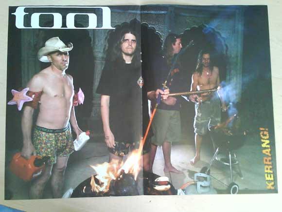 Revistas de música: LOTE DE +170 POSTER (CON FOTOS) HEAVY HIM TOOL JIMI HENDRIX MUSE ROLLING STONES THE WHO SLIPKNOT - Foto 62 - 27314654