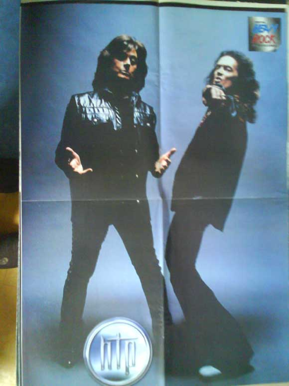 Revistas de música: LOTE DE +170 POSTER (CON FOTOS) HEAVY HIM TOOL JIMI HENDRIX MUSE ROLLING STONES THE WHO SLIPKNOT - Foto 60 - 27314654