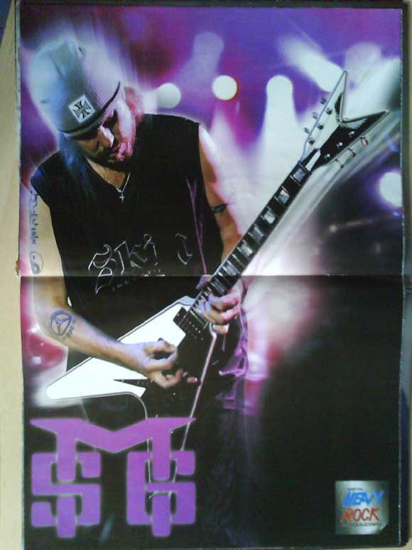 Revistas de música: LOTE DE +170 POSTER (CON FOTOS) HEAVY HIM TOOL JIMI HENDRIX MUSE ROLLING STONES THE WHO SLIPKNOT - Foto 56 - 27314654