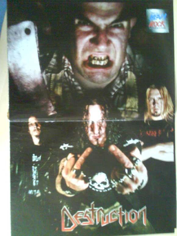 Revistas de música: LOTE DE +170 POSTER (CON FOTOS) HEAVY HIM TOOL JIMI HENDRIX MUSE ROLLING STONES THE WHO SLIPKNOT - Foto 37 - 27314654