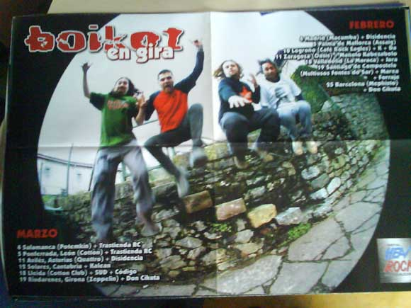 Revistas de música: LOTE DE +170 POSTER (CON FOTOS) HEAVY HIM TOOL JIMI HENDRIX MUSE ROLLING STONES THE WHO SLIPKNOT - Foto 27 - 27314654