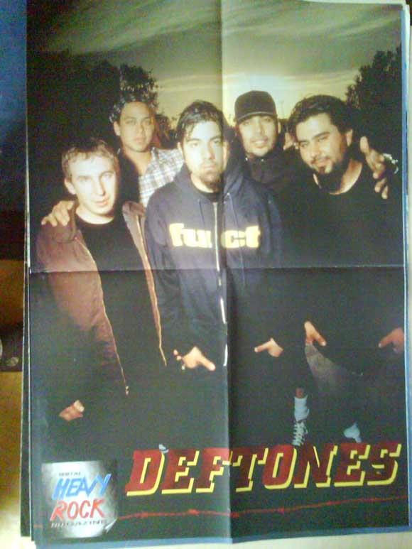 Revistas de música: LOTE DE +170 POSTER (CON FOTOS) HEAVY HIM TOOL JIMI HENDRIX MUSE ROLLING STONES THE WHO SLIPKNOT - Foto 6 - 27314654